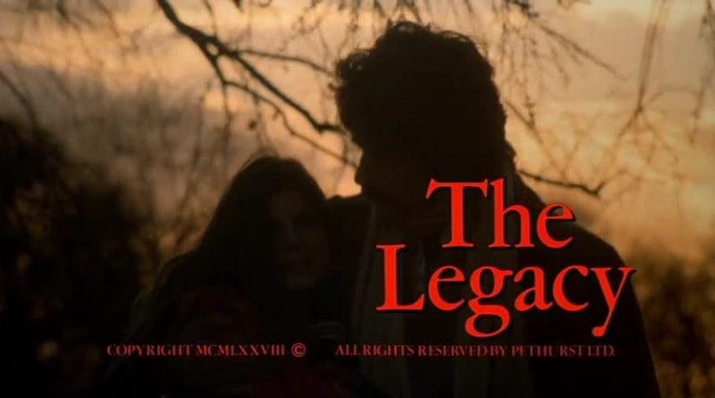Horror Movie Review: The Legacy (1978)