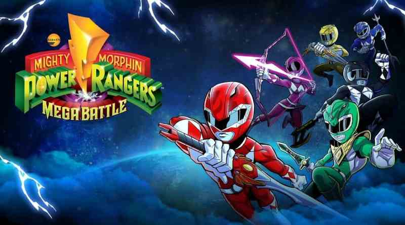 Game Review: Sabin's Mighty Morphin Power Rangers: Mega Battle (Xbox One)