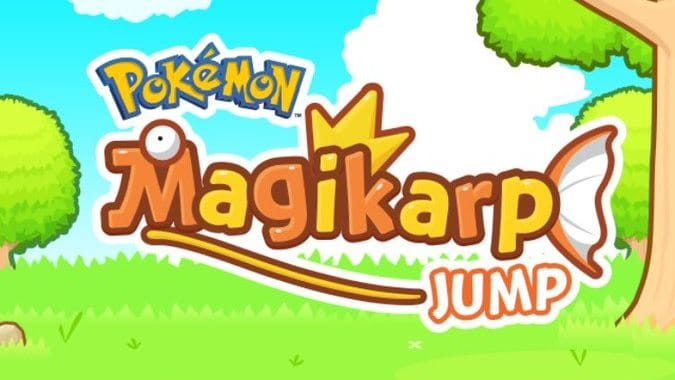 Game Review: Pokemon – Magikarp Jump (Mobile – Free to Play)