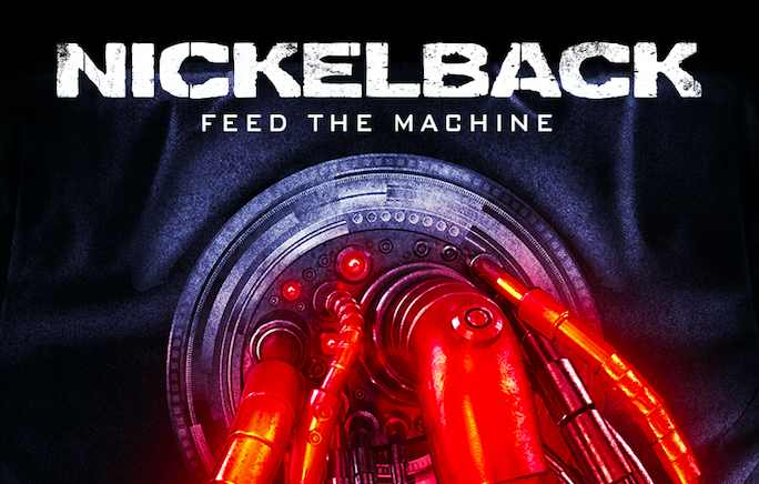 Album Review: Nickelback – Feed the Machine (Republic Records)