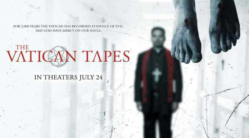 Horror Movie Review: The Vatican Tapes (2015)