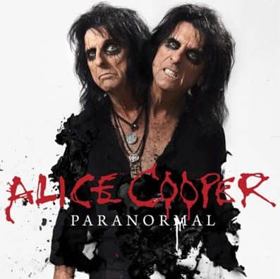 Single Slam – Paranoiac Personality by Alice Cooper (Paranormal)