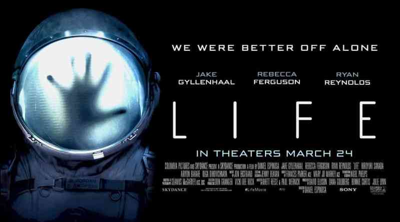 Horror Movie Review: Life (2017)