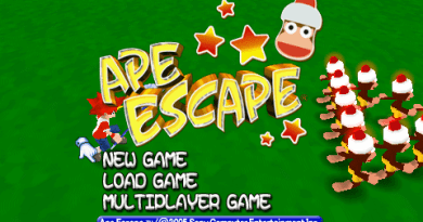 Ape Escape 1