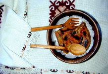 Golee, A traditional Hunzai Breakfast.