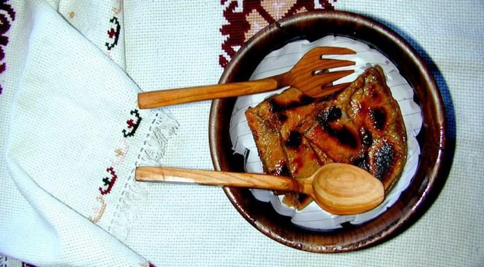Golee, A traditional Hunzai Breakfast.