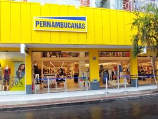 Pernambucanas inaugura sete lojas