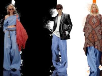 Jeans da Balmain capta espírito unissex