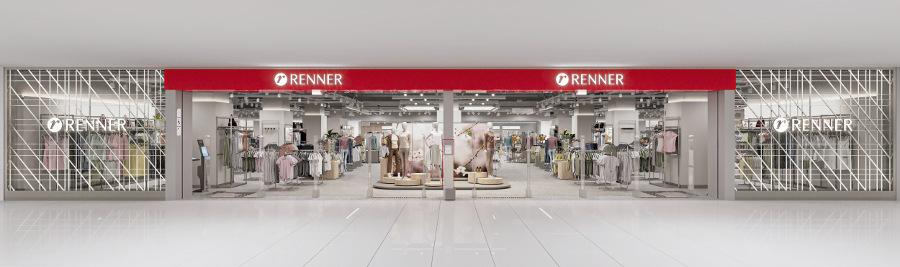 Renner investe R$16,6 milhões em loja