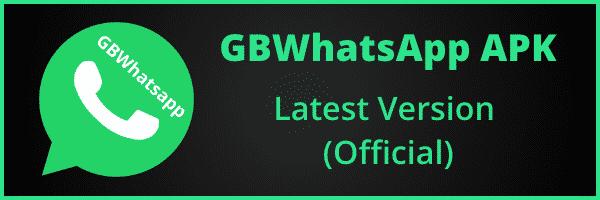 Gbwhatsapp apk latest version - gb whatsapp download new version 2020