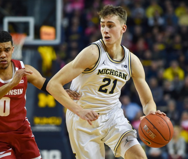 Michigan Wolverines Basketball Bleacher Report Latest News