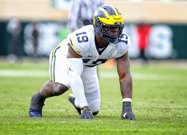 Michigan Football: Where Kwity Paye, others are headed in mock drafts
