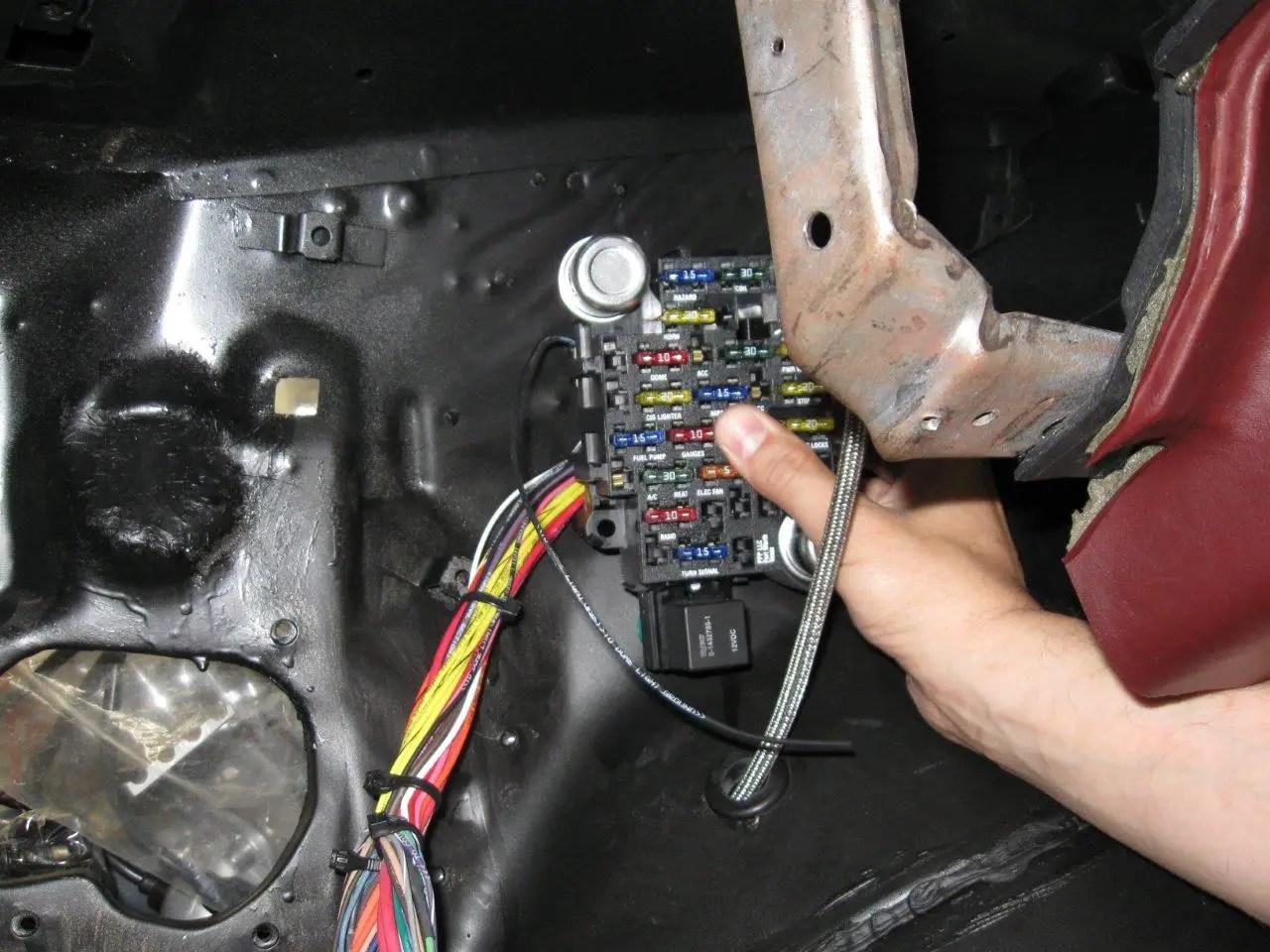 2015 Camaro Fuse Box Quot Painless Quot Gbodyforum 78 88 General Motors A G Body