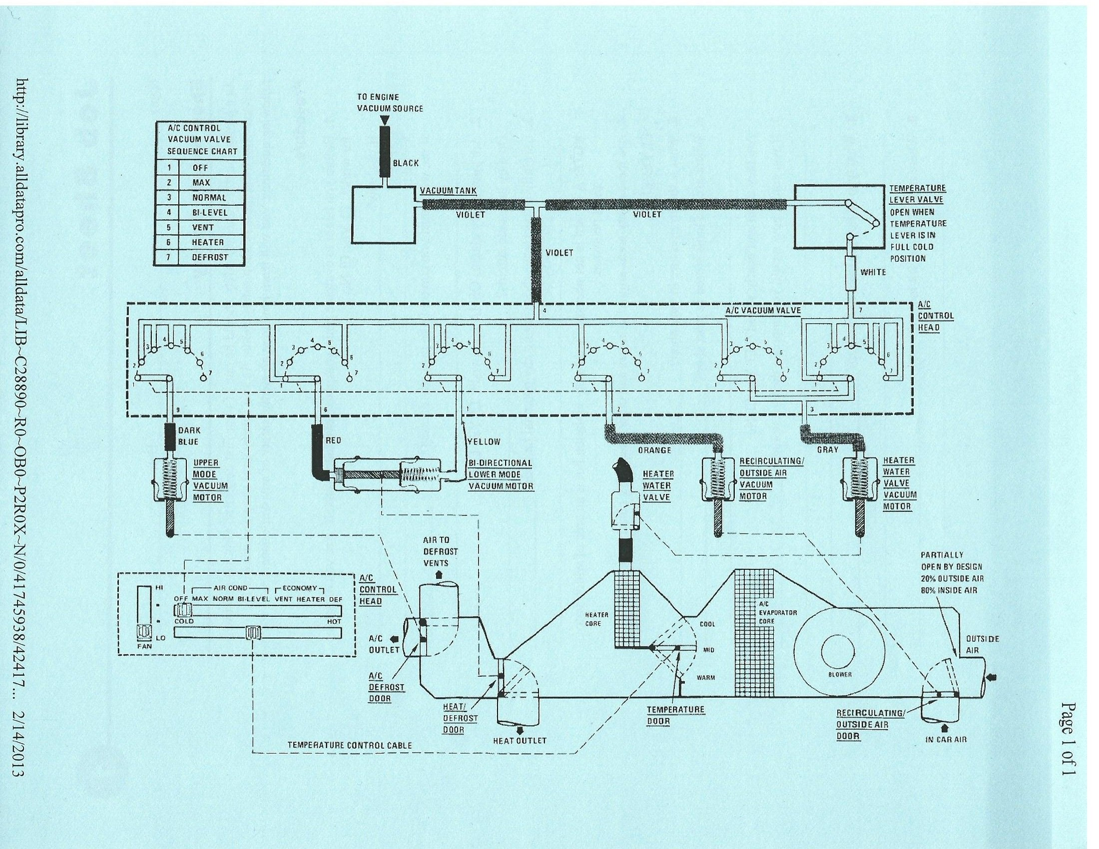 g body ac wiring diagram sony marine stereo 1971 oldsmobile cutl supreme imperial