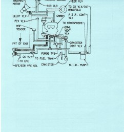 buick 231 v6 vacuum diagram manual e book vacumm diagram and a c heater control vacuum diagram [ 1700 x 2200 Pixel ]