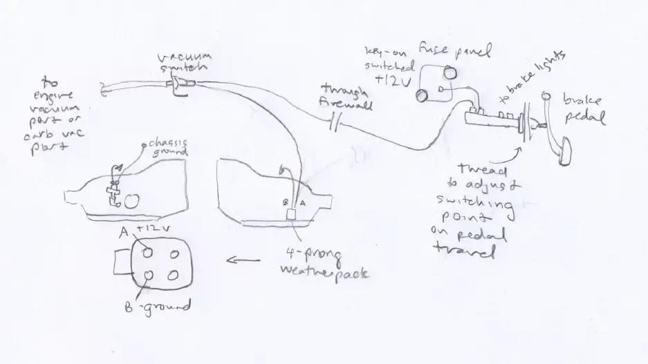 200r4 Converter Lockup Wiring Diagram 4L60E Lockup Wiring