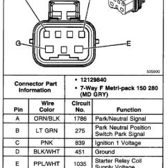 4l80 Wiring Diagram Garage Door Motor 4l80e Transmission Plug W External Nss Need Help Got A