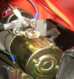 79 malibu wiring wiring problem please help gbodyforum u002778starter jpg st gbodyforum chevrolet starter wiring wiring diagram  [ 1600 x 898 Pixel ]