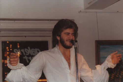 Guy Boulianne en récital à la galerie Frère Jérôme