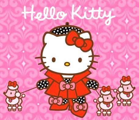Hello Kitty 13865  GB Pics GB Bilder Gstebuchbilder