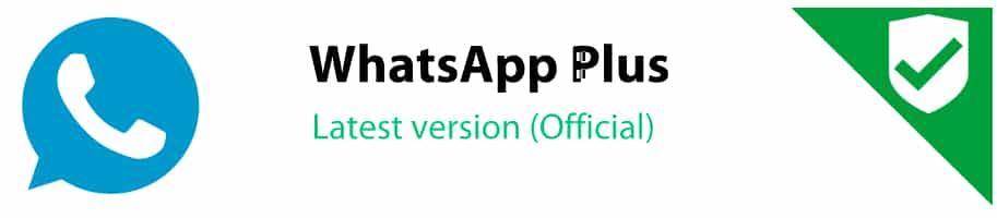 WhatsApp mais recente versão de download