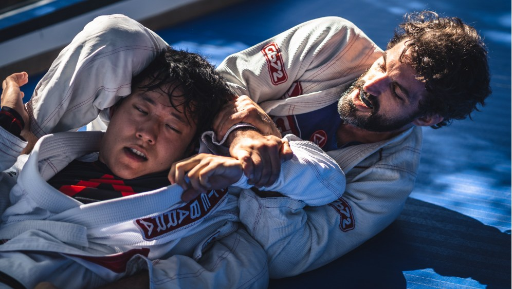 Giving Up BJJ