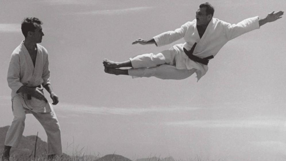 history of jiu-jitsu