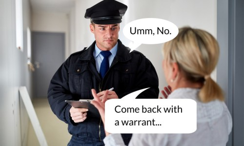 warrantless arrest for domestic violence in SC