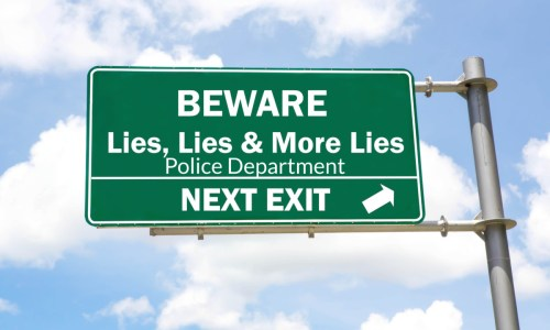 can police lie to you charleston sc criminal defense lawyers