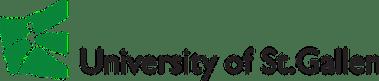 U of St. Gallen logo