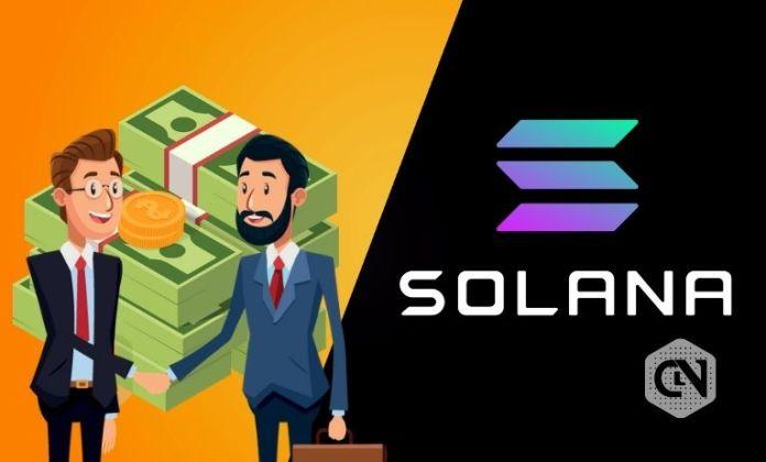Solana cherche à accélérer la blockchain en levant 314 millions de dollars