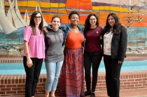 TRio Upward Bound Scholarship Recipients