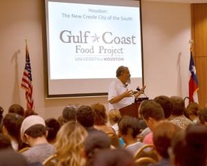 Robb Walsh, guest speaker at Galveston College