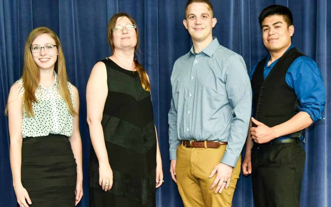 SGA recognizes incoming, outgoing officers