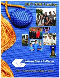 2017 - 2018 Galveston College Catalog