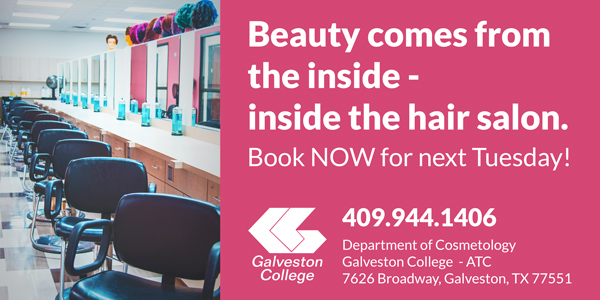 Cosmetology department offers summer services