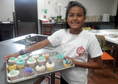 Cupcake Crazies Kids College Class