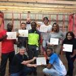 Galveston College Quickstart Graduates