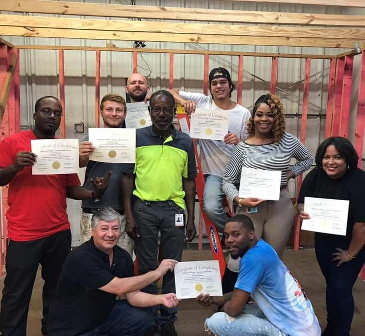 Galveston College sets free Quickstart training programs