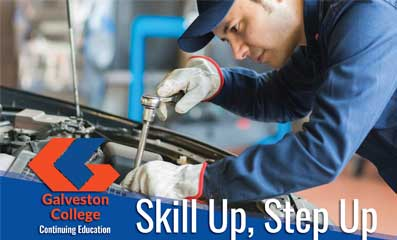 Galveston College Continuing Education Fall 2019 Schedule now online