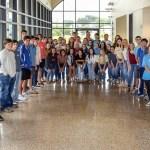 Hamshire-Fannet Dual-Credit Students