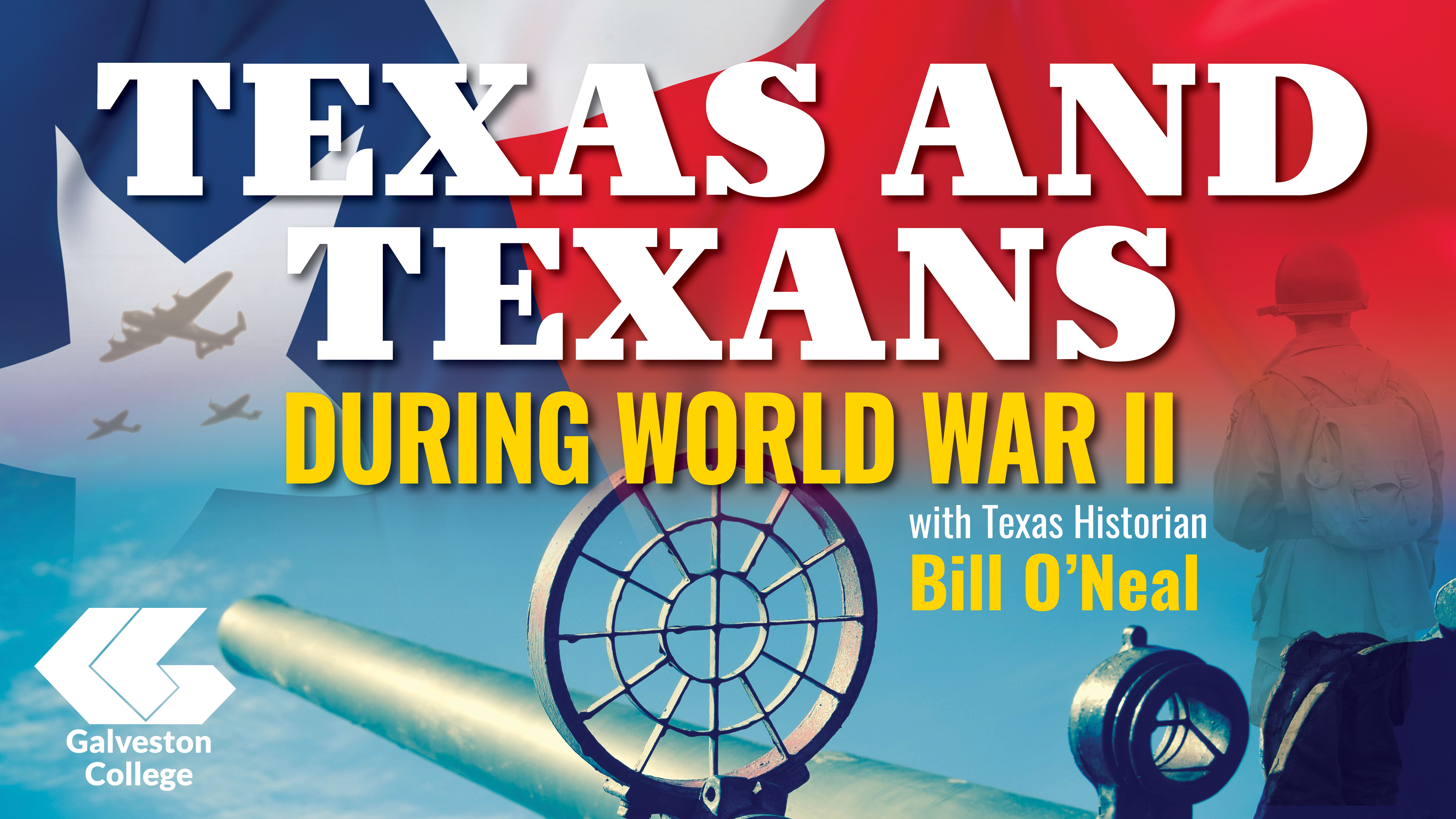 Texas and Texans During World War II