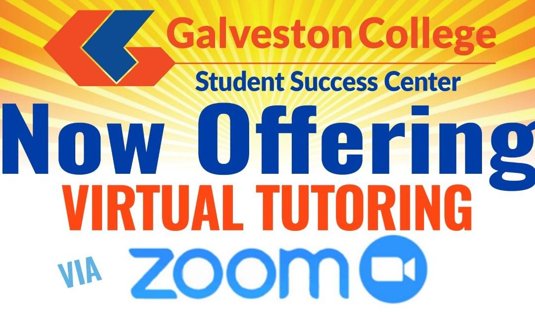 Student Success Center offers virtual tutoring via Zoom
