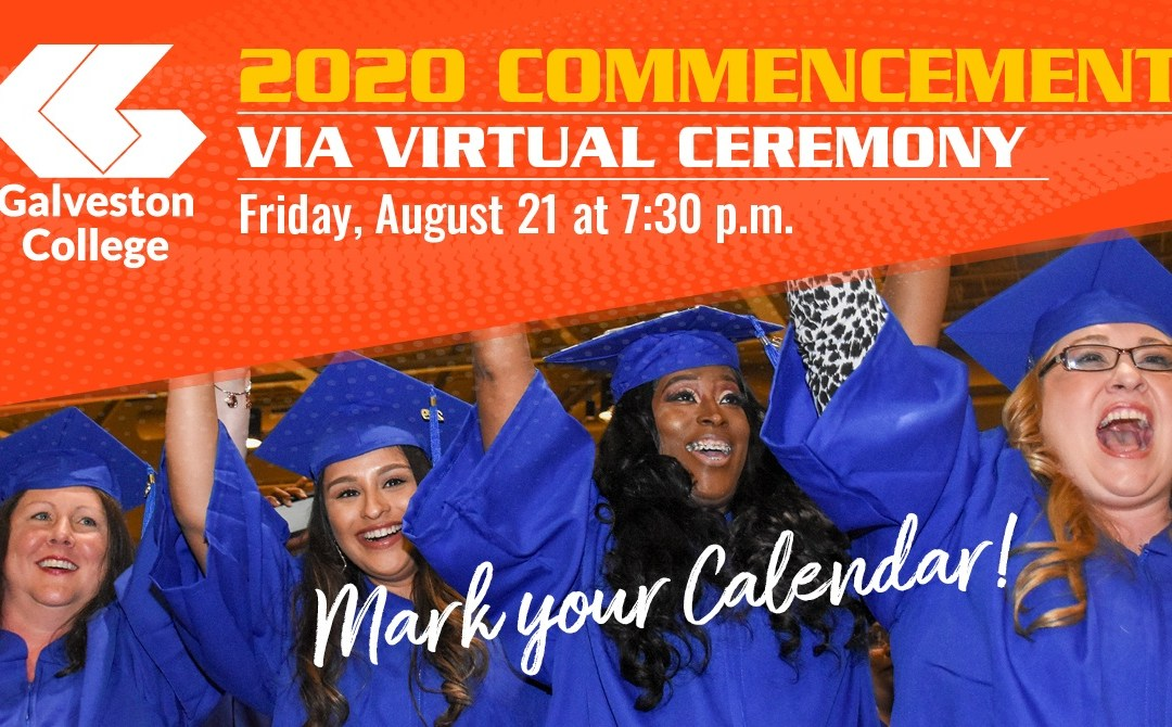 2020 Galveston College Commencement goes virtual