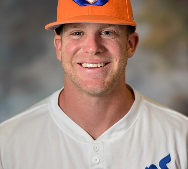 Galveston College Coach Kyle Giusti named to Abilene Christian Baseball All-Decade Team