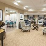 Harbour Hill Phase 1 Retirement Living With Care Lobby