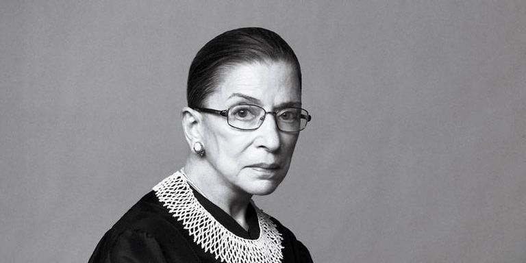 85 Ruth Bader Ginsburg  GC4W Top 100 Women in the World  gc4women