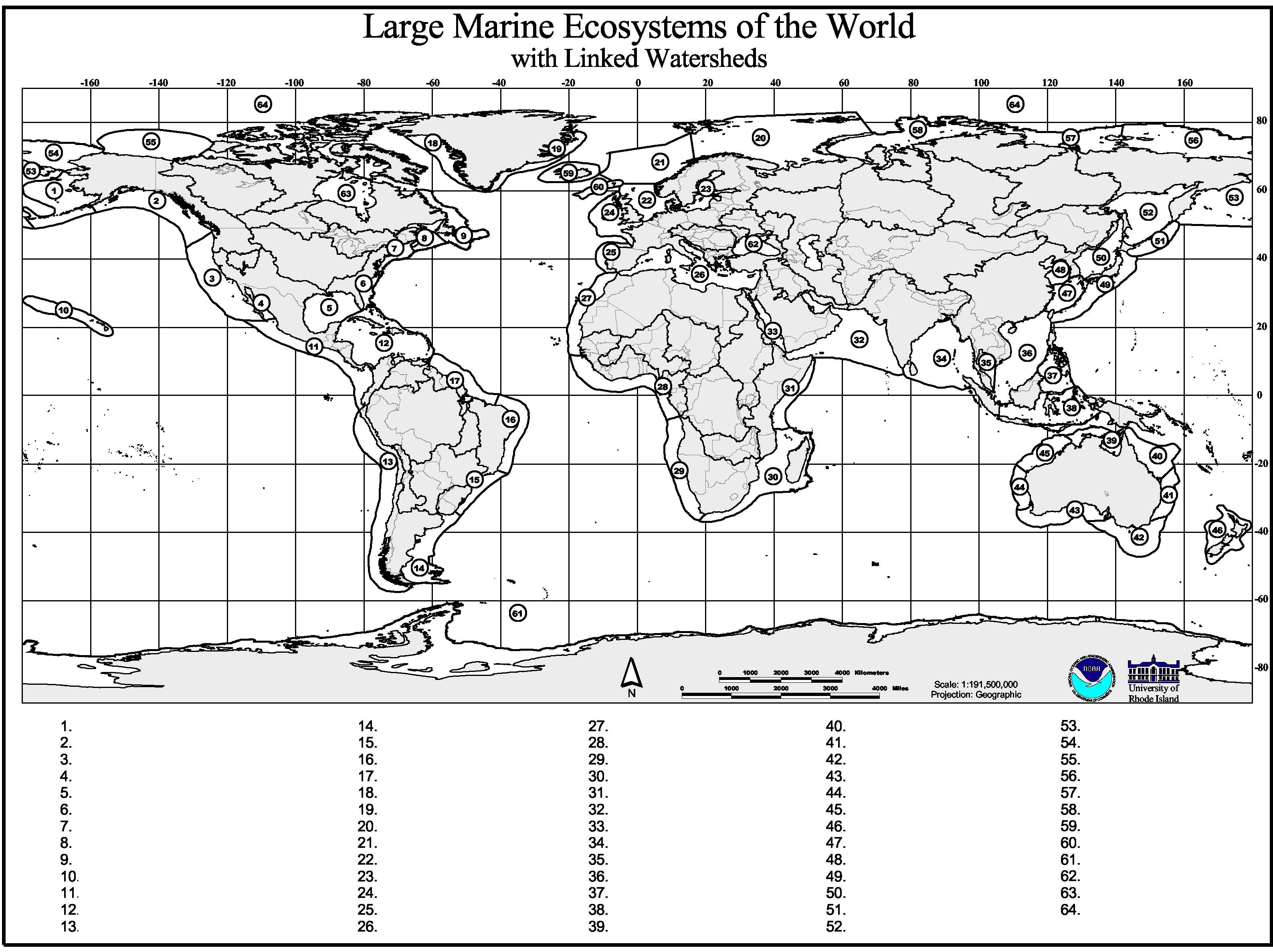 Maps Blank World Map Quiz