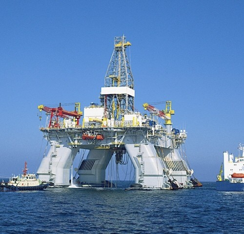 Exploration and production in the Gulf of Mexico show ... |Transocean Shell Rigs