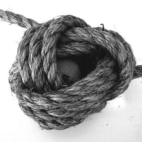 Knots  How To Tie A Monkeys Fist And Heave A Line  gCaptain
